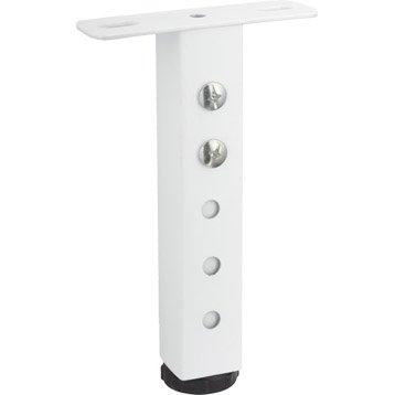 accessoires pour pied de meuble pied d 39 ameublement roue et roulette au meilleur prix leroy. Black Bedroom Furniture Sets. Home Design Ideas