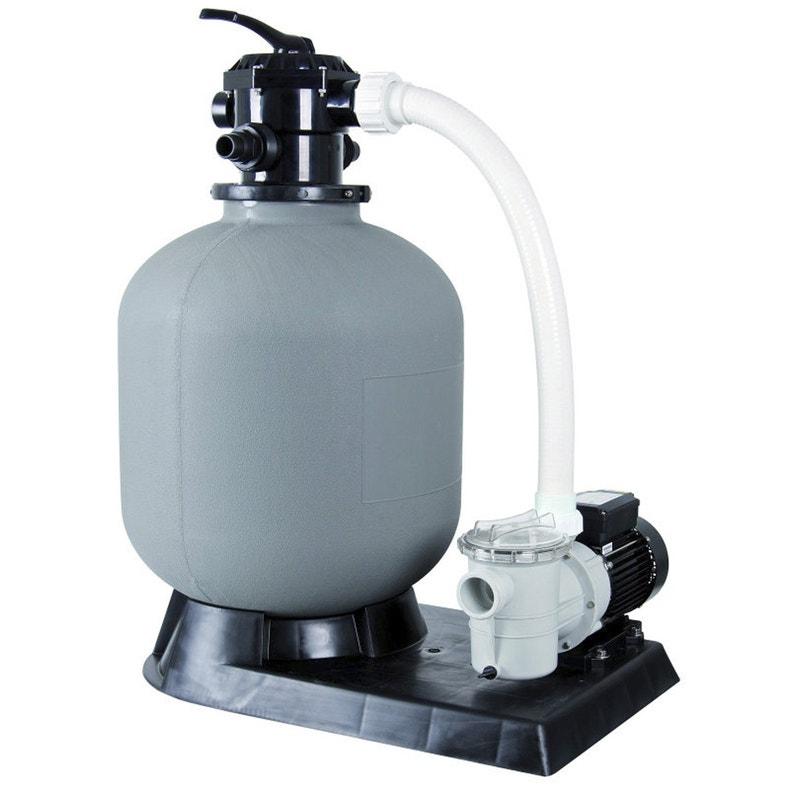 Kit De Filtration A Sable Ubbink 6 M3 H Vanne Top 6 M H Leroy Merlin