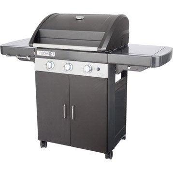 Barbecue au gaz CAMPINGAZ 3 séries classic ld, noire