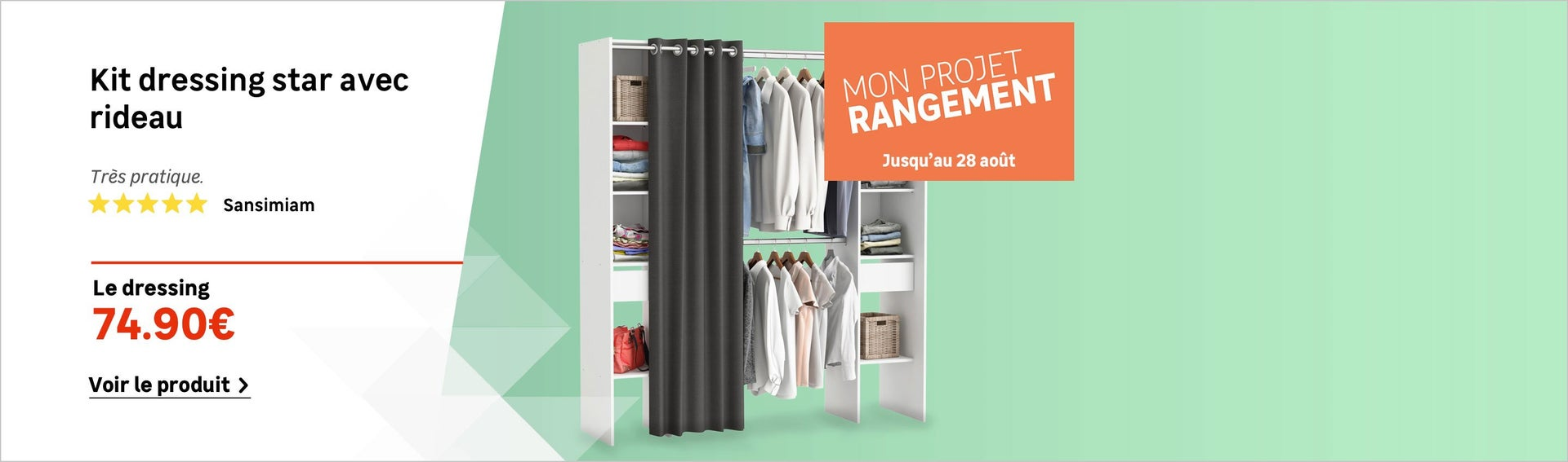 Amenagement dressing leroy merlin les derni res id es de design et int ressantes for Comamenagement placard leroy merlin