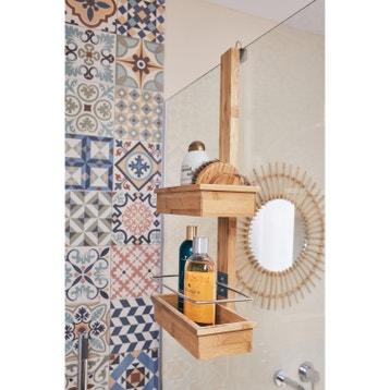 Tag re de douche accessoires et miroirs de salle de bains au meilleur prix leroy merlin - Les etageres funky d de quirky ...