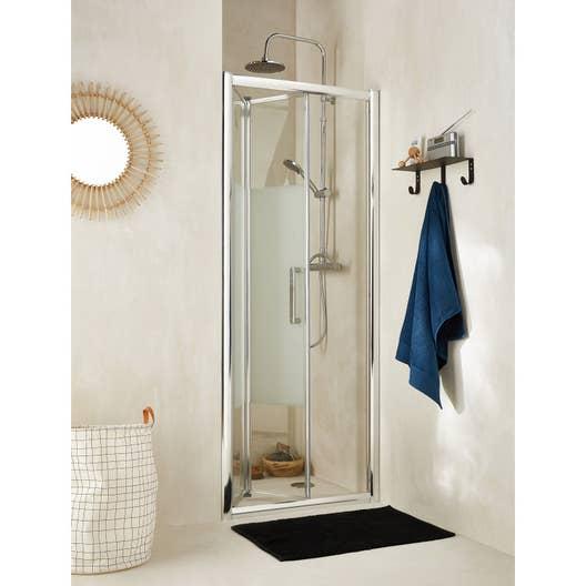 porte de douche pliante 80 cm srigraphi quad