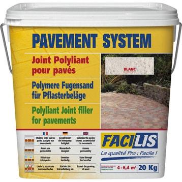 Joint Polymere Dalle Terrasse Pose De Paves Sur Sable Avec Des