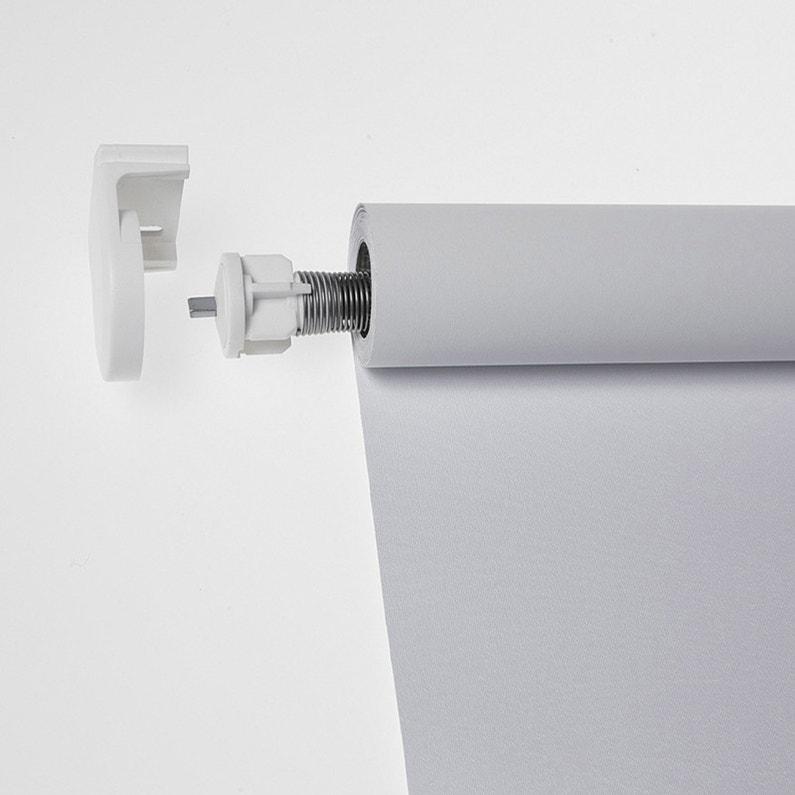 Mécanisme Automatique Blanc Pour Store Enrouleur