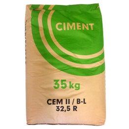 Ciment gris CE, 35 kg