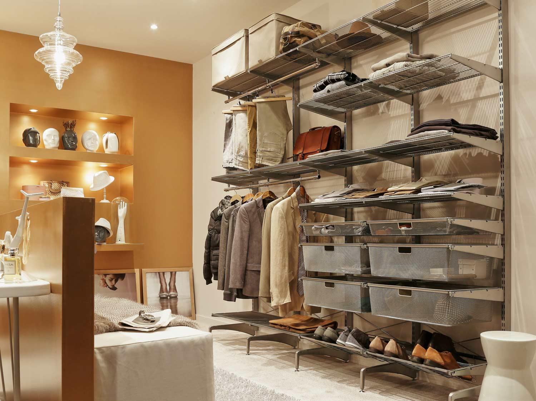 Tout savoir sur le concept d\'aménagement intérieur Elfa | Leroy Merlin