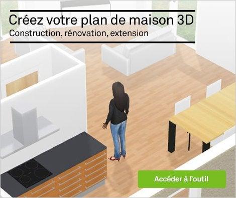 HOP - Plan maison 3D