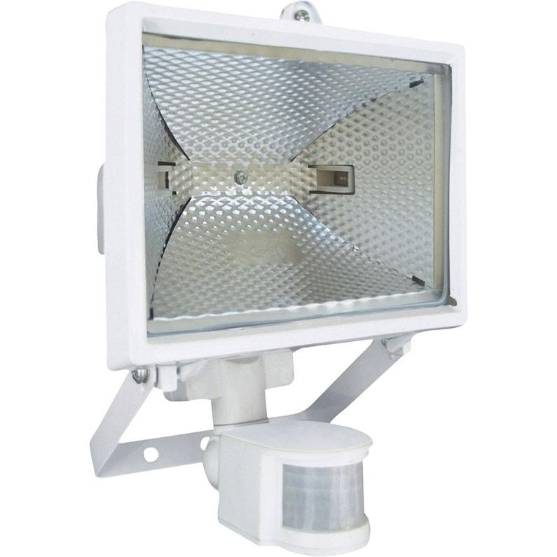 projecteur avec detecteur de mouvement leroy merlin
