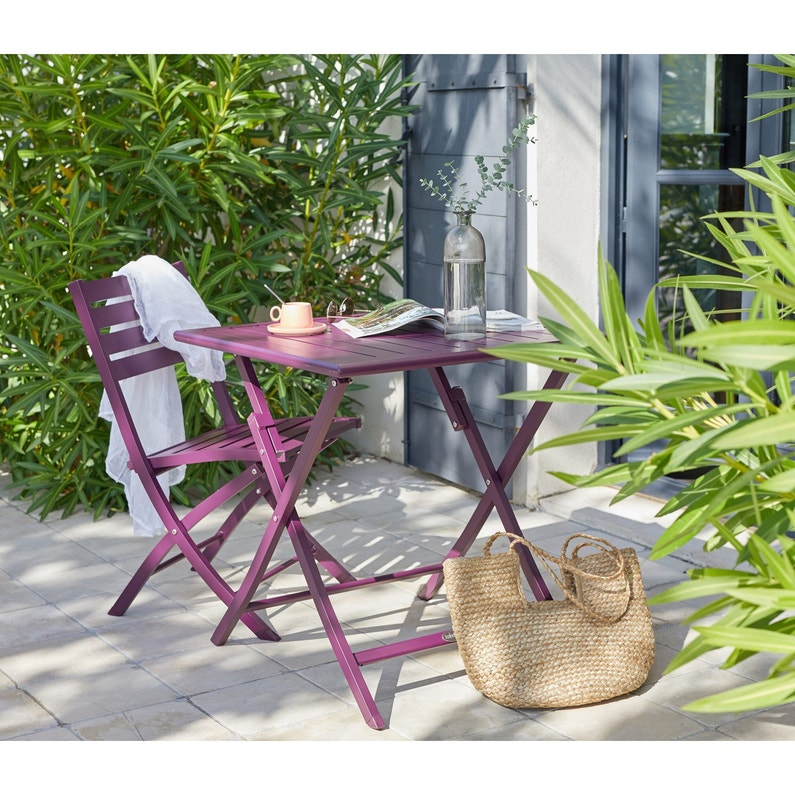 Stunning Salon De Jardin Couleur Aubergine Contemporary - House ...