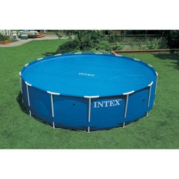 Bâche à bulle INTEX, diam. 290 cm