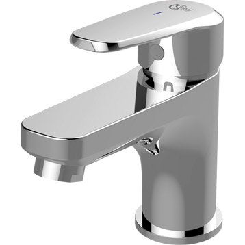 Mitigeur de lavabo chromé brillant, IDEAL STANDARD Idealive