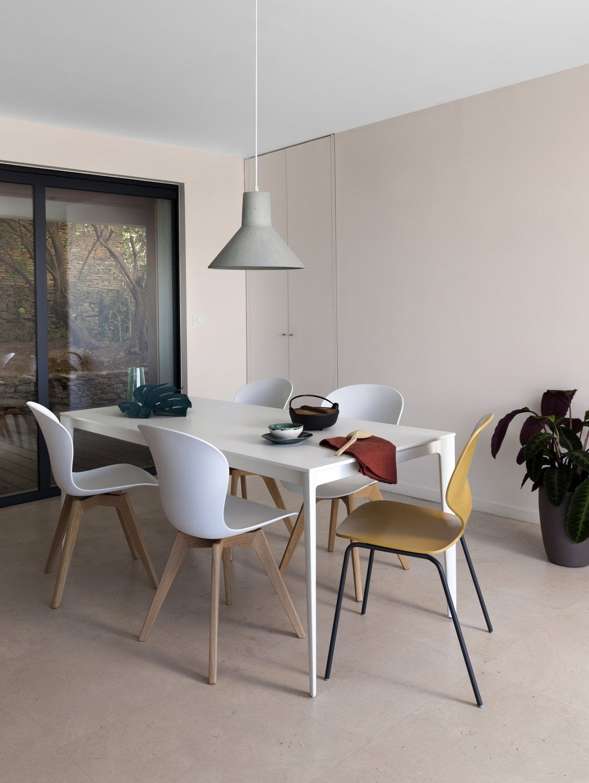 un salon au style scandinave leroy merlin. Black Bedroom Furniture Sets. Home Design Ideas