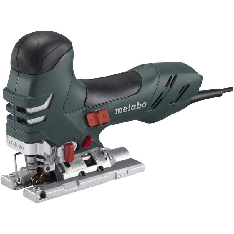 2939634e33ff74 Scie sauteuse filaire METABO Ste 140 750 W   Leroy Merlin