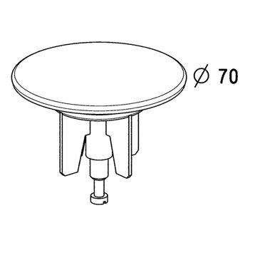 vidage bonde et siphon siphon douche lavabo baignoire au meilleur prix leroy merlin. Black Bedroom Furniture Sets. Home Design Ideas