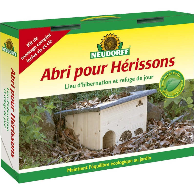 Abri Pour Herisson Leroy Merlin