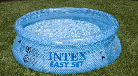 Bien choisir sa piscine hors sol leroy merlin - Piscine plastique rigide ...