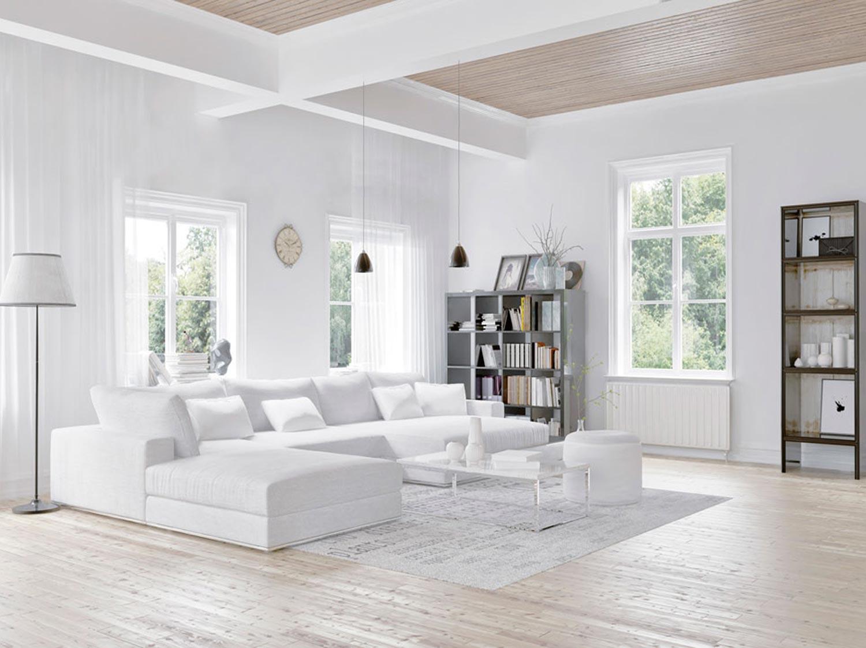comment choisir sa peinture blanche d'intérieur ?   leroy merlin