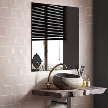 carrelage mural et fa ence pour salle de bains et cr dence de cuisine au meilleur prix leroy. Black Bedroom Furniture Sets. Home Design Ideas