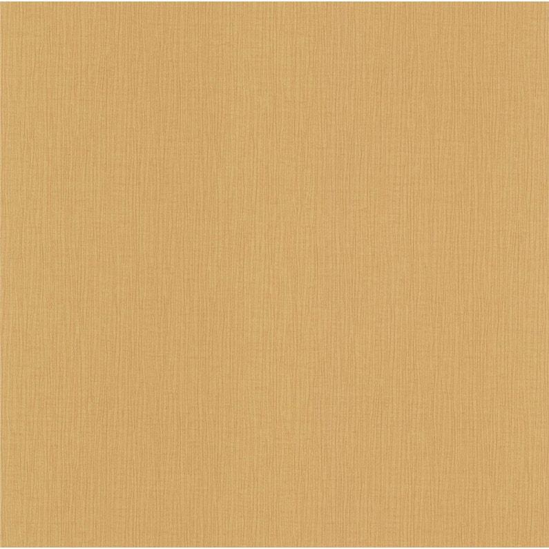 Papier Peint Intisse Uni Froisse Jaune Pollen Leroy Merlin