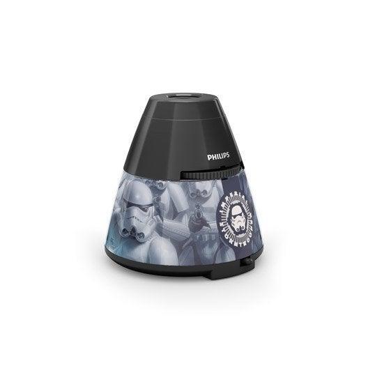 Veilleuse, led intégrée Star wars PHILIPS, 1X0.1 W W