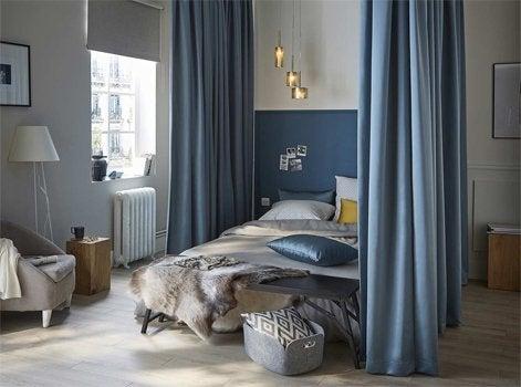 7 idées inspirantes pour aménager une chambre d\'amis temporaire ...