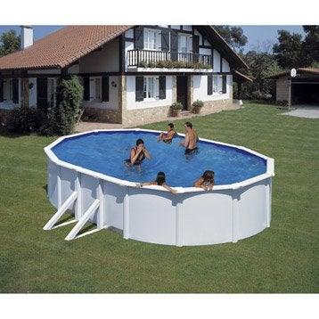 Piscine hors sol piscine bois gonflable tubulaire for Piscine gre hors sol acier