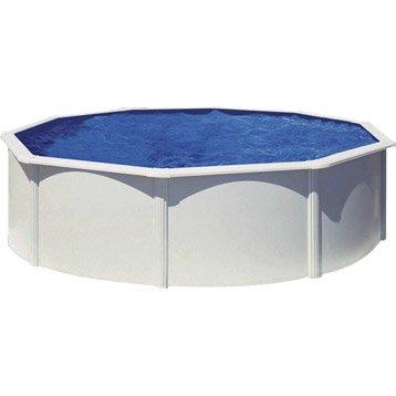 Piscine piscine hors sol bois gonflable tubulaire for Piscine hors sol 7x3