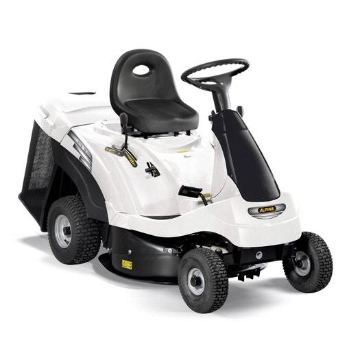 Tondeuse tondeuse gazon tracteur pelouse autoport e au meilleur prix leroy merlin - Prix tondeuse autoportee ...