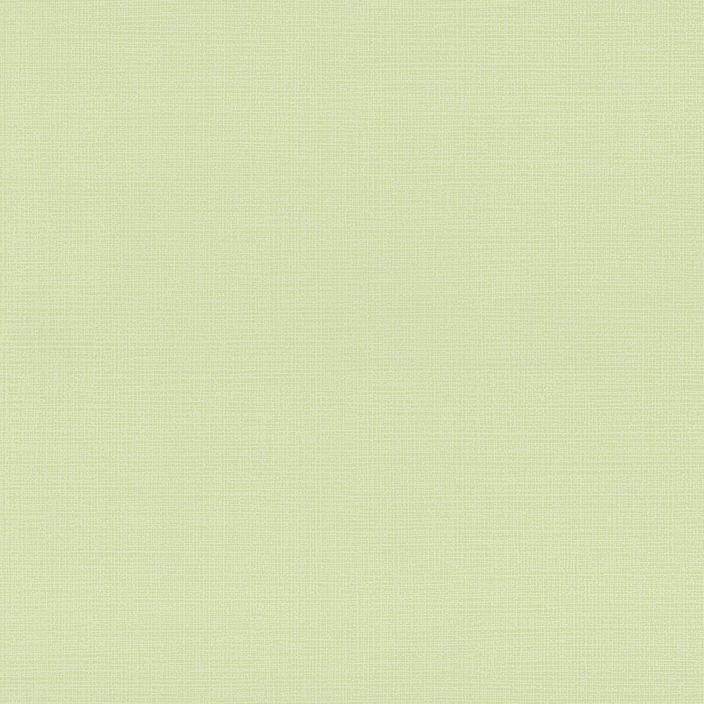 Papier peint vinyle expansé Bulles uni vert