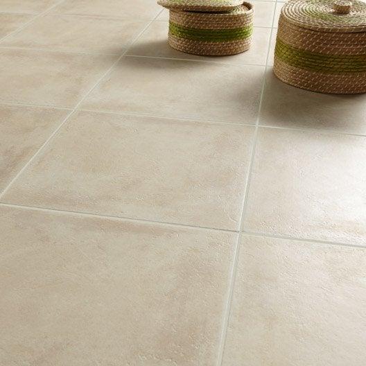 Carrelage sol et mur beige effet pierre denia x for Carrelage exterieur 50x50