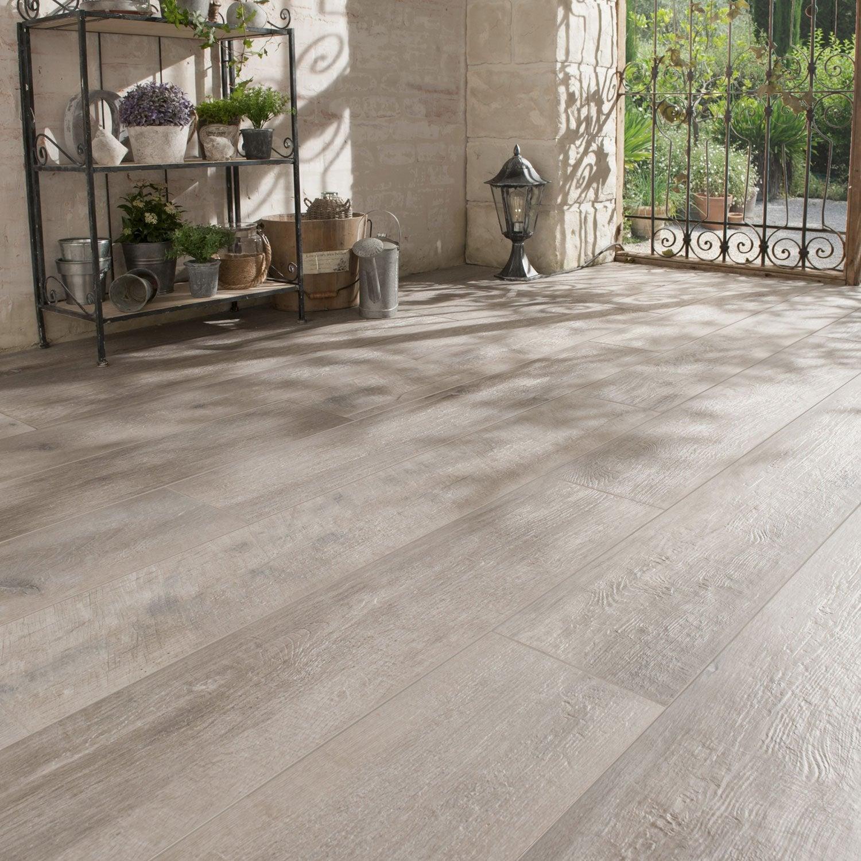 carrelage sol gris effet bois heritage x cm. Black Bedroom Furniture Sets. Home Design Ideas
