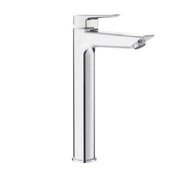 Mitigeur de lavabo chromé brillant, IDEAL STANDARD Idealux