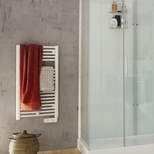 s che serviettes lectrique inertie fluide galbe 2 750 w leroy merlin. Black Bedroom Furniture Sets. Home Design Ideas