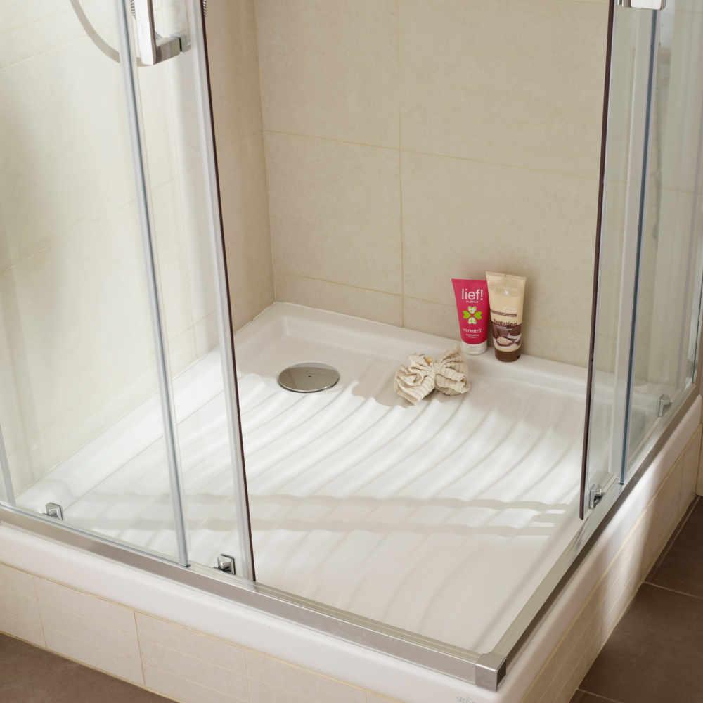 Comment choisir son receveur de douche leroy merlin - Comment monter une paroi de douche ...