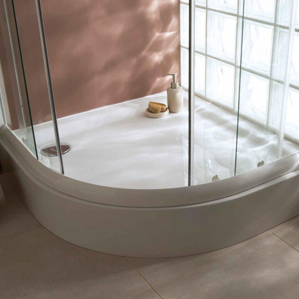receveur de douche taille baignoire