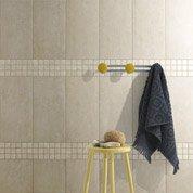 Carrelage sol et mur beige, Trésor l.29.7 x L.59.5 cm
