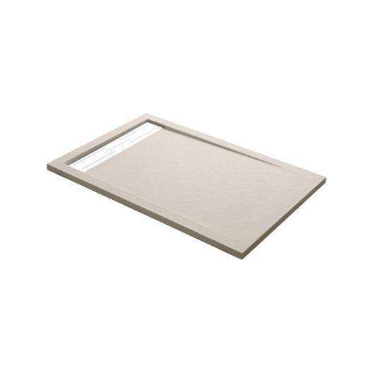 receveur de douche extraplat rectangulaire x cm. Black Bedroom Furniture Sets. Home Design Ideas