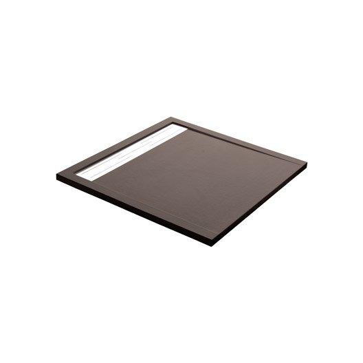 receveur de douche extraplat carr x cm. Black Bedroom Furniture Sets. Home Design Ideas