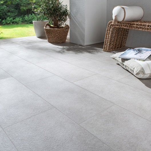 Carrelage ext rieur carrelage pour terrasse leroy merlin for Carrelage ypres