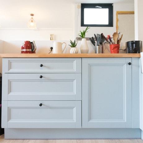 Les meubles de cuisine de Marine à Poitiers