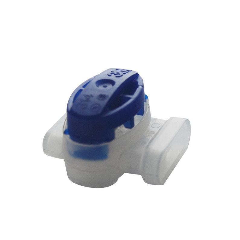 Connecteur Câble Autodénudant Ip67 De 05 à 15mm² Pour Robot Tondeuse Husqvarna