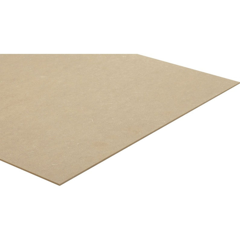 Panneau Médium Mdf Naturel Ep 3 Mm X L 244 X L 122 Cm Leroy Merlin