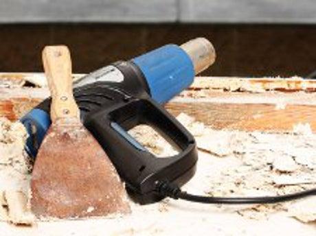 Decapeur thermique pour colle moquette - Comment enlever de la colle forte sur les doigts ...