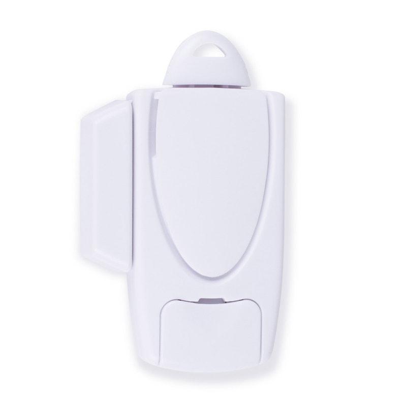Mini Alarme Pour Porte Et Fenêtre Avec Clé Goupille Smartwares Sc30fr