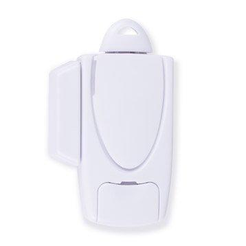 Mini-alarme pour porte et fenêtre avec clé goupille SMARTWARES Sc30fr