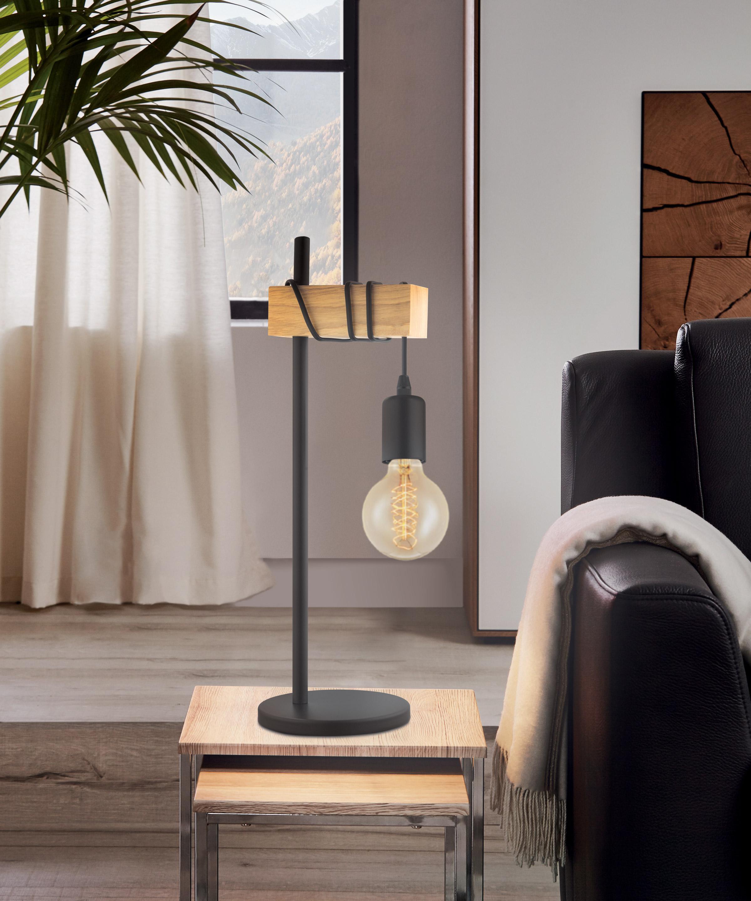 Lampe, e27 Townshend EGLO, 60 W