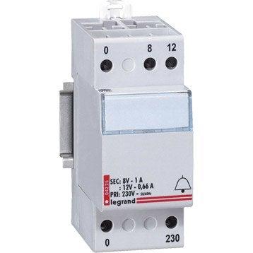 Transformateur LEGRAND, 230 V