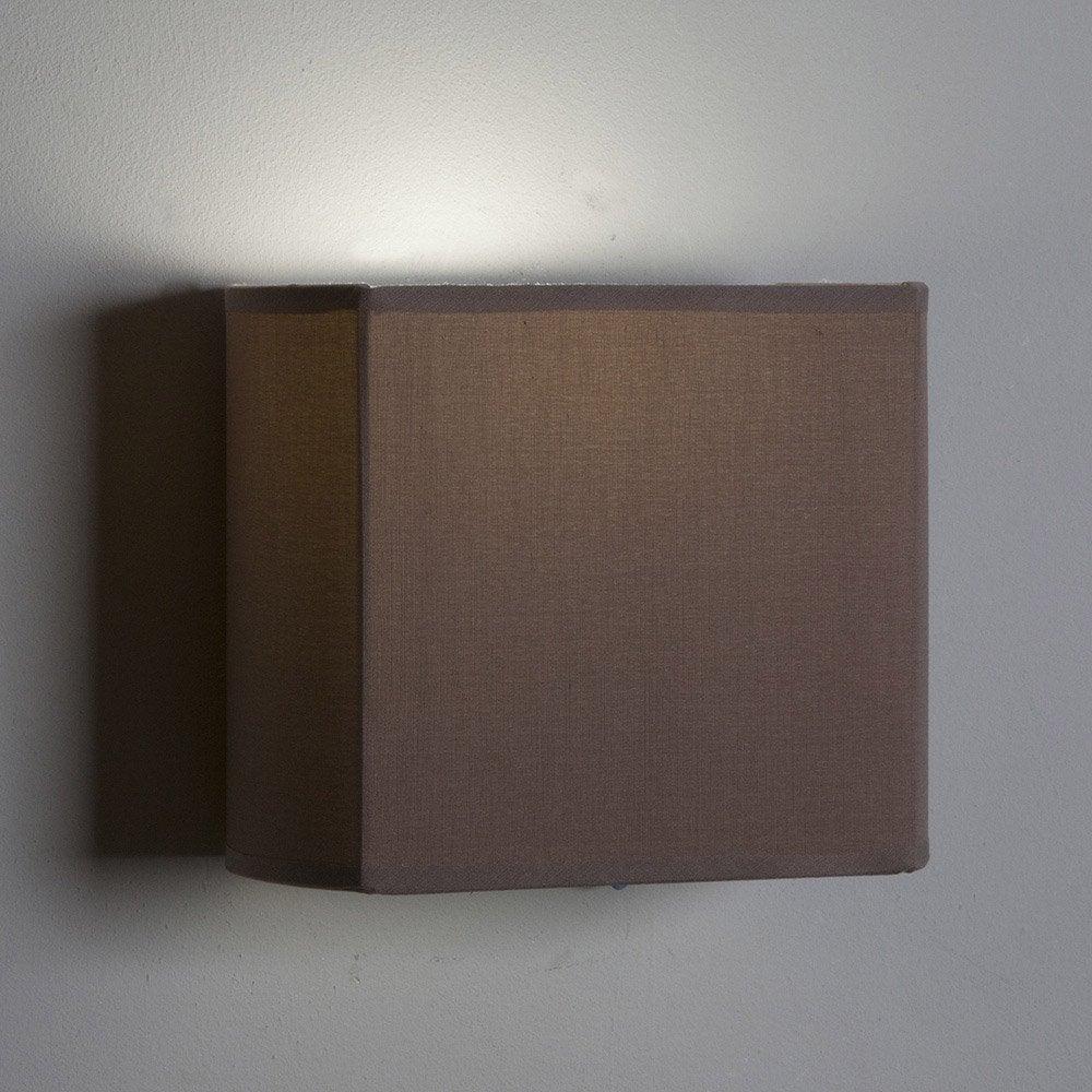 applique e27 pavie tissu brun taupe n 3 1 inspire 5 Superbe Applique Murale Tissu Gst3