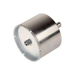 Trépan diamant carrelage multimatériau, Diam. trépan de 41 à 60 mm WOLFCRAFT