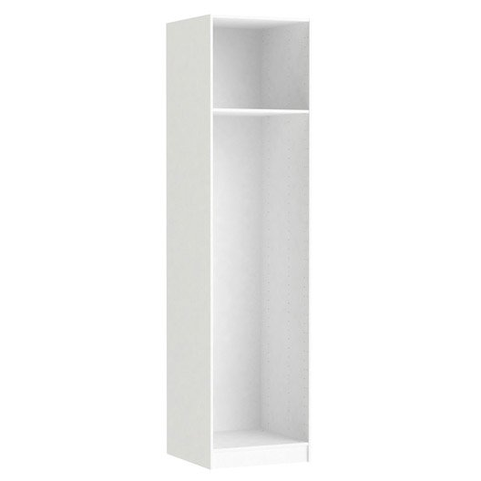 Caisson SPACEO Home 240 x 60 x 60 cm, blanc | Leroy Merlin